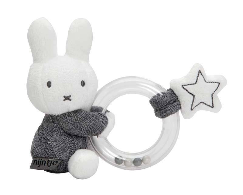 Genoeg nijntje rammelaar - Rammelaars - Little Baby Gifts @UX-51